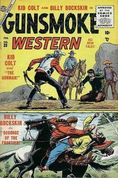 Gunsmoke Western (Volume) - Comic Vine