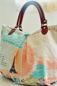Mattie weekend tote bag