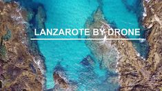 Beautiful aerial video of Canary Islands ( drone in Lanzarote) in 4k