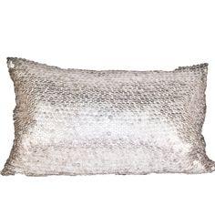 FLOWER sequin cushion <3 www.ByMalou.no