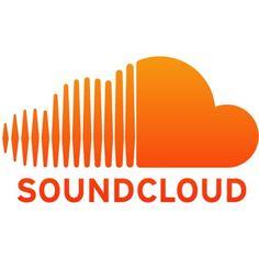 SoundCloud's logo is half audio waves, half fluffy cloud.