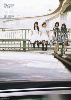 lovely46: 装苑 2016年 9月号 - 乃木坂46 x 欅坂46 Part 1...   日々是遊楽也