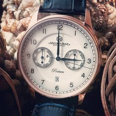 """Melbourne Watch Company """"Portsea"""" Should be arriving any day now!!"""