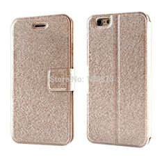 Find More Phone Bags & Cases Information about 2015 New arrival Luxury Bling Glitter Flip Leather Case Cover For iPhone 6 Magnetic Chip Back Phone Cover For Apple iphone 6,High Quality phone stand,China cover mirror Suppliers, Cheap phone tmobile from GUANGZHOU CRECASE FLAGSHIP STORE on Aliexpress.com