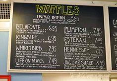 Waffle & Milkshake Bar open in Downtown St. Augustine