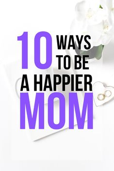 It's easy for Moms to feel inadequate, but you've got to be intentional about your efforts to be happy with yourself, with your family and in life. #momlife Pregnancy Information, Mentally Strong, After Baby, How To Get Sleep, Baby Arrival, Happy Mom, Pregnant Mom, First Time Moms, Baby Hacks