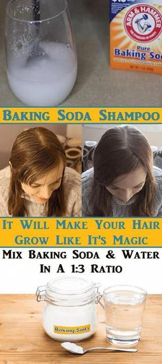 Baking Soda Shampoo: It can Make Your Hair Grow Like It truly is Magic! - Baking Soda Shampoo: It can Make Your Hair Grow Like It truly is Magic! Baking Soda Dry Shampoo, Baking Soda For Skin, Baking Soda For Dandruff, Baking Soda And Honey, Baking Soda Health, Baking Soda Baking Powder, Apple Cider Vinegar Shampoo, Honey Shampoo, Natural Hair Shampoo