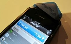 """PayPal unveiled its new PayPal Here, a small business mobile payment system. First shown on Thursday, it's a combination of a free mobile app and thumb-sized card reader, putting a PayPal cash register in the pocket of anybody who wants one.    """"When PayPal does something it doesn't start small ...."""