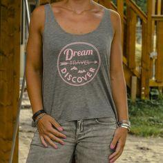 #fairtrade ladies travel top Dream Travel Discover | travelingdutchies.com