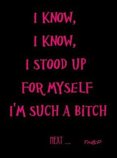It's awesome to have reached a point in my life where IDC if people think this about me.life is good when you stand up for yourself. Great Quotes, Quotes To Live By, Me Quotes, Qoutes, Funny Quotes, Inspirational Quotes, Cover Quotes, House Quotes, Humor Quotes
