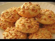 Печенье с орехами. Печенье простой рецепт. Ореховое печенье. Очень простое и очень вкусное! - YouTube