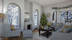 Roomstyler.com - Christmas