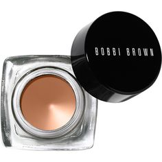 Bobbi Brown Long-Wear Cream Shadow ($26) ❤ liked on Polyvore featuring beauty products, makeup, eye makeup, eyeshadow, beauty, eye shadow, filler, colorless and bobbi brown cosmetics
