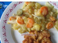 Letný zemiakový šalát • Recept   svetvomne.sk