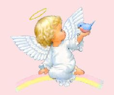 Ruth Morehead Angels | HAY UN ÁNGEL GUARDIÁN - aquinosreunimospersonaspositivas - Gabito ... Christmas Bells, Christmas Angels, Angel Pictures, Cute Pictures, Angel Drawing, Fantasy Art Landscapes, Angels Among Us, Minnie Mouse Party, Angel Art