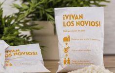 Bolsitas de arroz - Pack 10 unidades