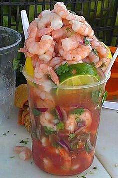 Siete Potencias o Rompe Colchón ,afrodisíaco de las costas de Venezuela compuesto por un suculento y vitamínico manjar del mar, pulpo, mejillones, calamares, camarones, pimentón, ají dulce, aliños verdes, cebolla morada, sal, y vinagre, es exquisito!!