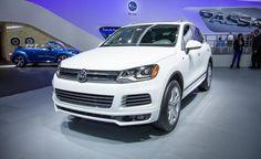 2014 Volkswagen Touareg Hybrid