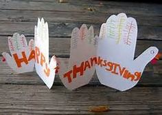 thanksgiving crafts for siblings