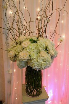 Wedding, Flowers, Reception, White, Ceremony, Brown