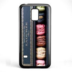 Laduree Macarons TATUM-6258 Samsung Phonecase Cover Samsung Galaxy S3 Mini Galaxy S4 Mini Galaxy S5 Mini