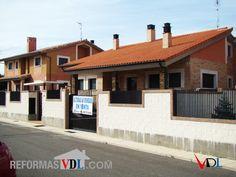#Casas #Contemporaneo #Exterior #Tejado #Ventanas
