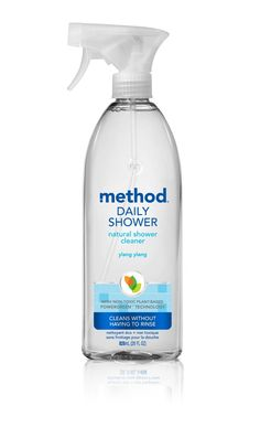 Method Daily Shower Cleaner Spray Ylang Ylang 28 Fl Oz