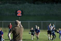 Rules of Flag Football for Kids