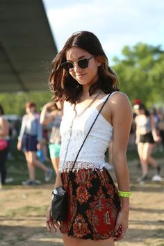 38 Street Style Snaps from Governor's Ball That'll Seriously Up Your Music-Festival-Outfit Game