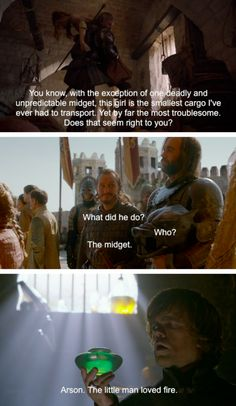 Game of Thrones/Firefly crossover