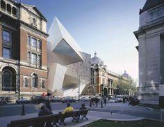 Victoria Albert Museum - Daniel Libeskind