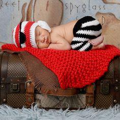 Newborn Boys Hats; Hats for Newborn Boys | melondipity.com