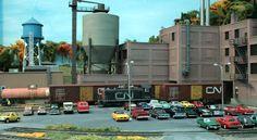 CP Rail Manitoba & Minnesota Subdivision: The Chaleur & Restigouche: Another Great Canadian Model Railroad
