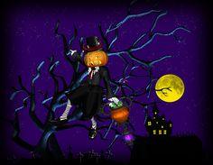Halloween #secondlife