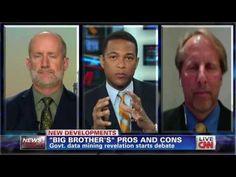 Jim Harper discusses the NSA and Verizon on CNN's The Don Lemon Show