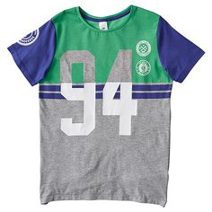 Boys' Short Sleeve Sport Fashion T-Shirt