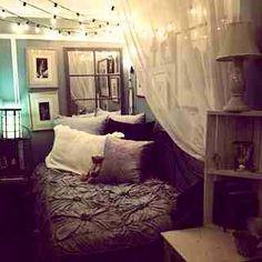 White ,Grey ,  bedroom.