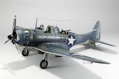 SBD-3 Dauntless 1/32 Scale Model