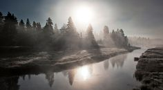 Landscapes by Nikolaus Gruenwald