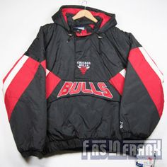 e19e14713 Starter Jackets!!! I had a Red Wings one.