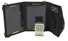 Goal Zero Guide 10 Plus Adventure 19010 Kit w/ Nomad 7 Solar Energy Power Battery Pack. GOAL ZERO is an innovator of portable solar power systems that power a variety of USB, AC and DC devices anywhere and at anytime.