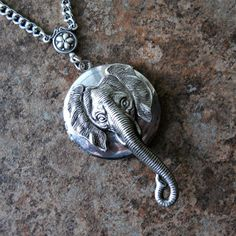 Water for Elephants Silver Locket