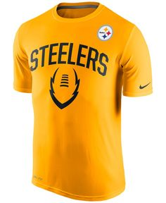 Nike Men s Pittsburgh Steelers Legend Icon T-Shirt Men - Sports Fan Shop By  Lids - Macy s 6b45113b3