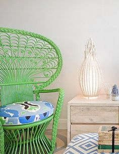 peacock chair - Indulge in Luxury - Luxury Central