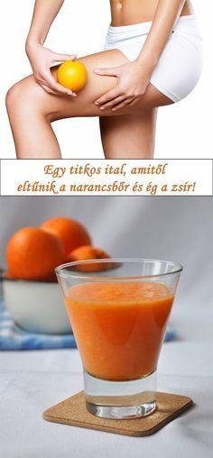 Egy titkos ital, amitől eltűnik a narancsbőr és ég a zsír! Kattints ide és ismerd ennek az italnak a receptjét!
