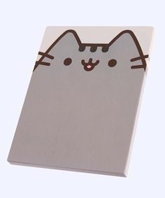 Pusheen the Cat notepad - Hey Chickadee omg adorable! #cats #pusheen #awws