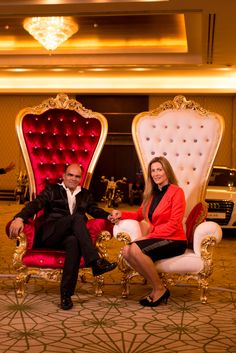 Paul & Kristina of Devine Design Devine Design, Dogs And Kids, Doha, The Real World, The St, Luxury, Places, Furniture, Home Decor