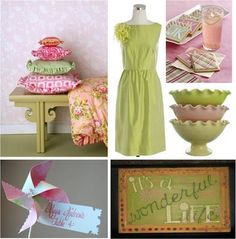 shabby chic ideas/colors