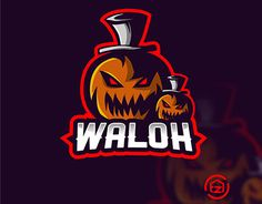 "Check out new work on my @Behance portfolio: ""WALOH GAMING 