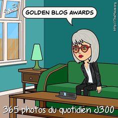 GOLDEN BLOG AWARDS: THE END  Voilà... Malgré tous vos votes l'aventure des GBA est terminée!!! Pas de sélection dans la shortlist lifestyle!!! En tous cas un énorme merci à toutes et tous pour vos votes  Vous avez assuré de ce côté là! Mais ce ne sera pas pour 2015! Peut être en 2056 puisque j'ai visé silverblogueuse à 90 ans!!!   #365virginieb2 #themouse #karma #badkarma #2055 #90ans #lol http://themouse.org